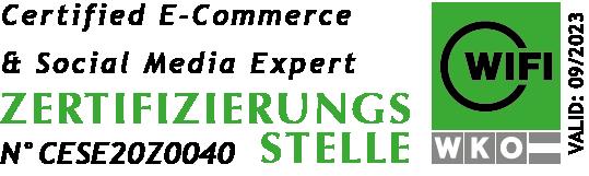 Zertifizierung E-Commerce und Social Media Expert